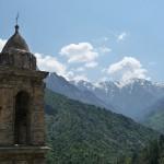 Mogočne gore v dolini Asco