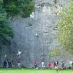 Plezalna stena Vransko