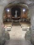 Podzemna kapelica Sv. Marije z zdravilnim izvirom