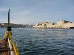 Z ghajso po pristanišču