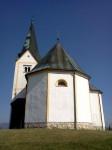 Cerkev Sv. Ožbolta v Unišah