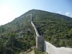 Obzidje med Malim in Velim Stonom