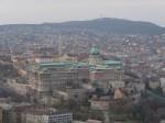 Pogled na Grajski hrib s Citadele