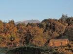 Etna z najine terase